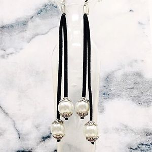 Jewelry - BOGO💫Swinging Pearls